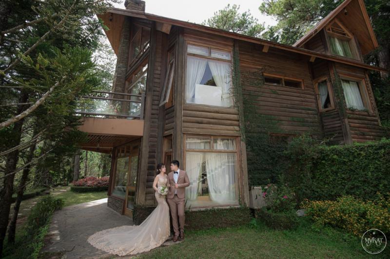 Giao Hưởng Xanh – Phim trường chụp ảnh cưới Đà Lạt