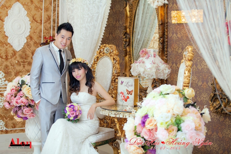 The Vow wedding house 5