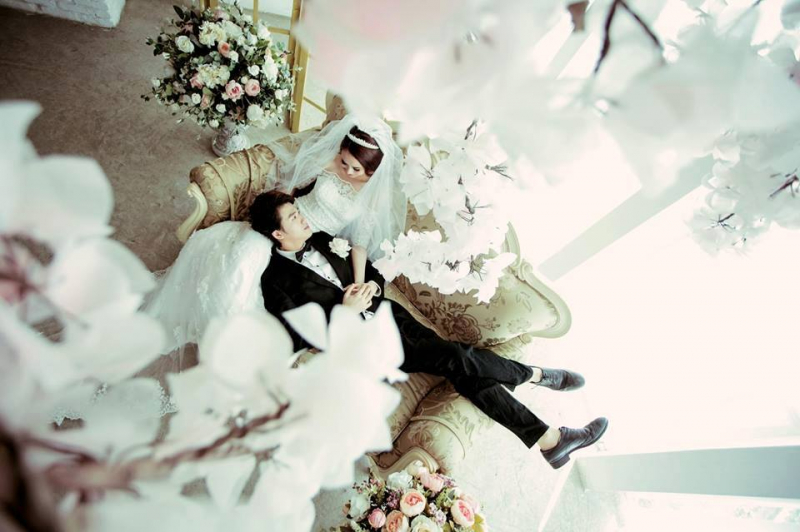 Phim trường The Vow Wedding House II