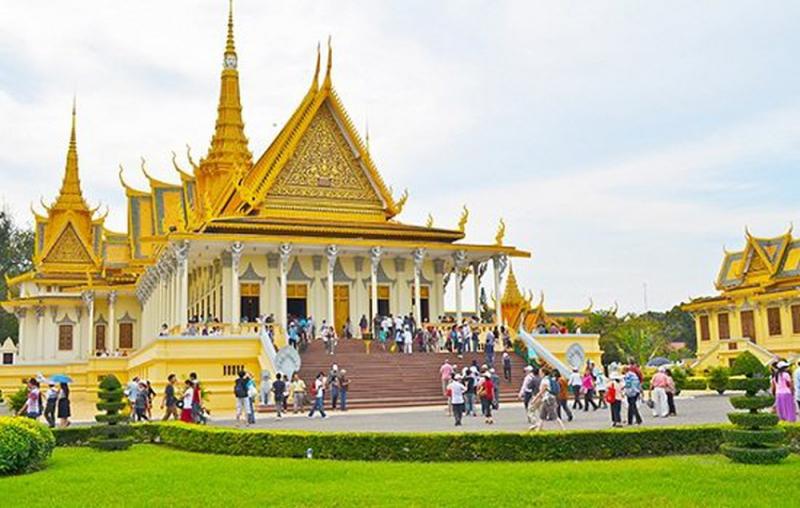 Phnom Penh, Campuchia