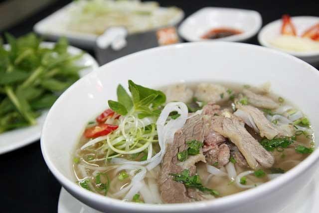 Phở Nha Trang.