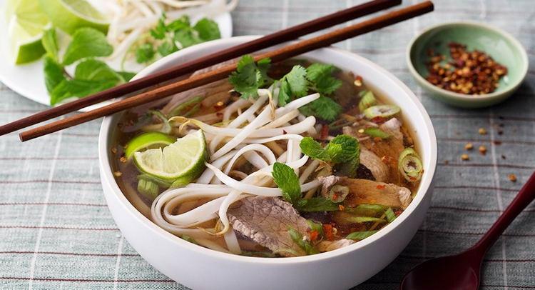 Món phở bò nổi tiếng của Việt Nam
