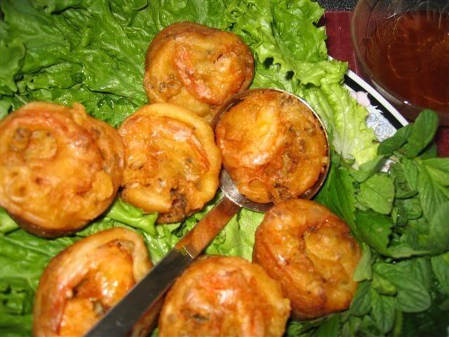 Bánh cống Nam bộ