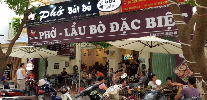 Phở Bát Đá - KĐT Việt Hưng