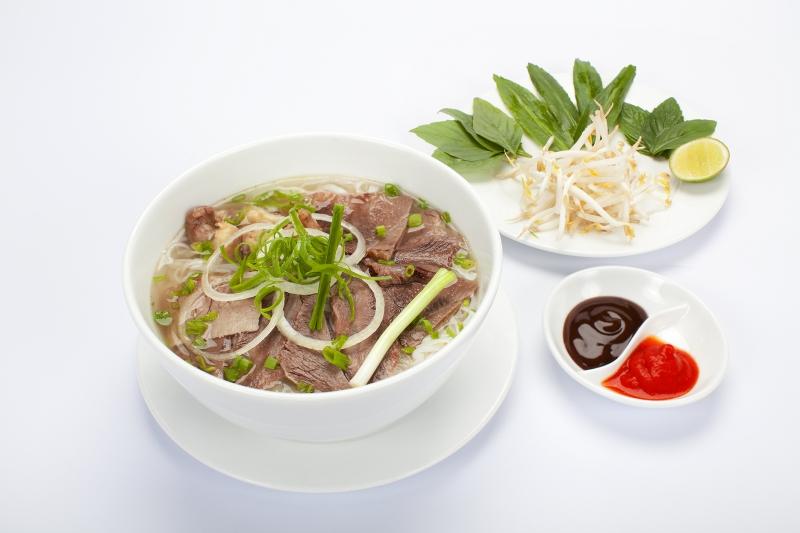 Phở bò Nam Định nổi tiếng