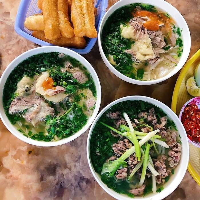 Phở bò Nam Định