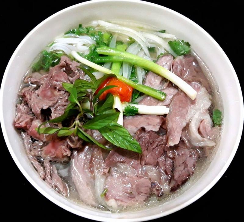 Phở bò Phú Xuân – 36 Hàng Da