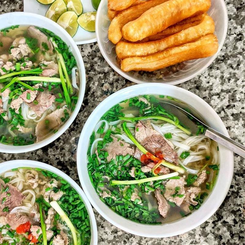 Phở, Bún & Miến Các Món - Vương Thừa Vũ