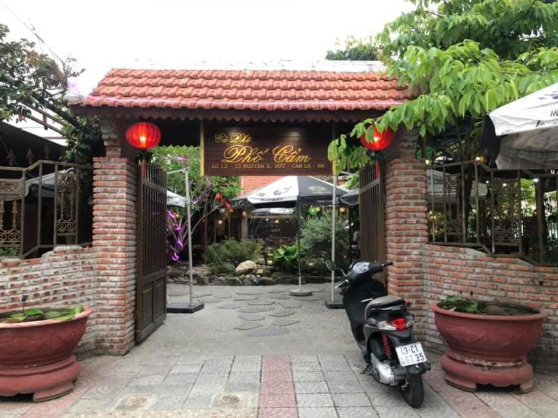 Phố Cẩm Cafe