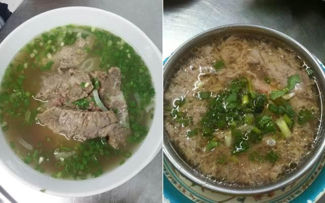 Phở Cây Quéo có chất lượng hợp khẩu vị của đa số thực khách Sài thành nên rất đông khách