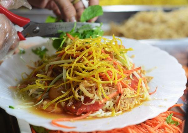 Phở chua là một món ăn độc đáo, góp phần làm giàu có và phong phú hơn nền văn hóa ẩm thực Cao Bằng