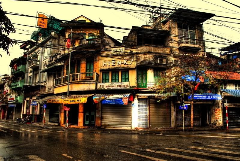 Băm sáu phố phường Hà Nội
