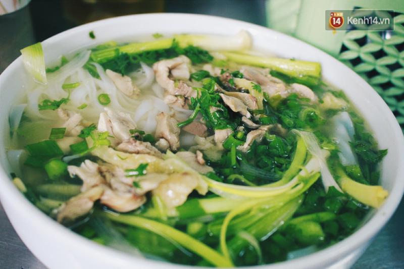 Chicken Pho Chi