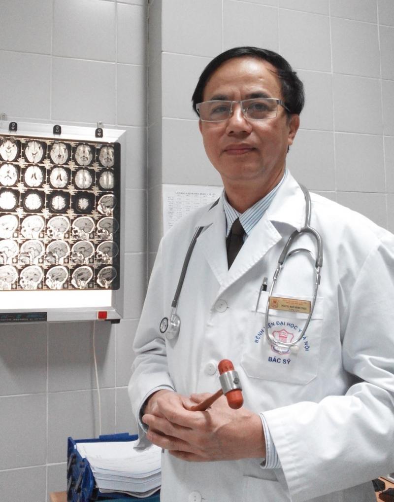 Phó giáo sư, Tiến sĩ Ngô Đăng Thục