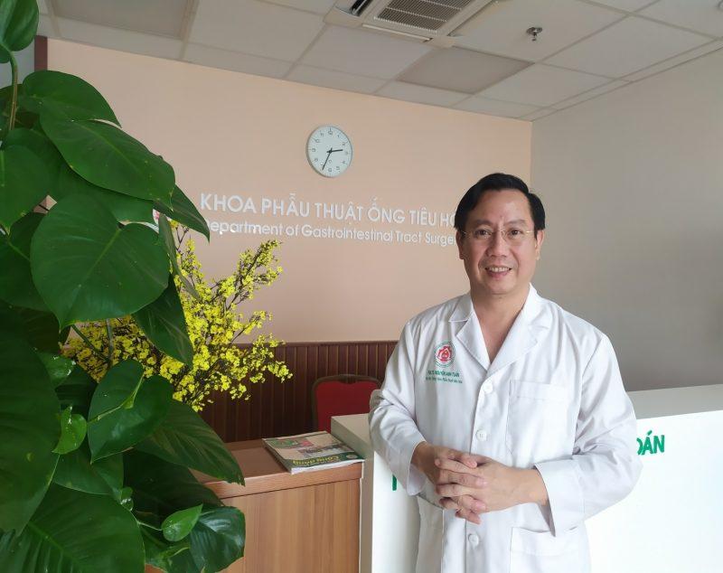 Phó Giáo sư, Tiến sĩ Nguyễn Anh Tuấn