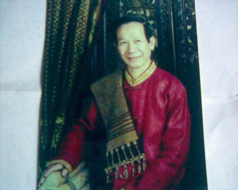 Bác sĩ Nguyễn Chương trong Hội nghị các nước ASEAN về Thần kinh tại Thái Lan