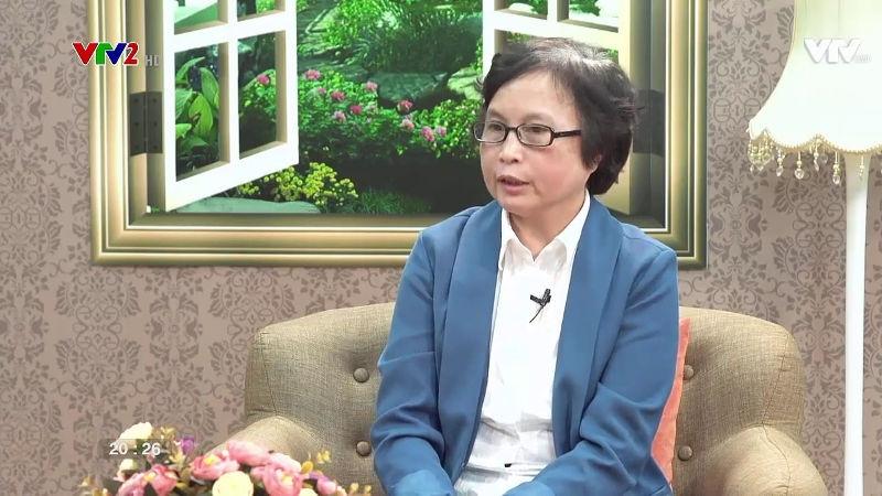 BS Vân Hồng được mời đến tư vấn ở nhiều chương trình về sức khoẻ