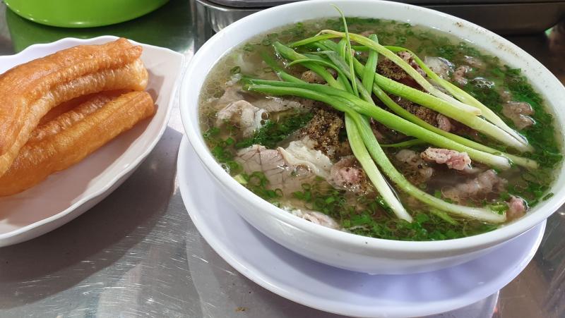 Phở Hoa Bắc đem đến cho khách hàng trải nghiệm hương vị phở đúng chuẩn phở Hà Nội