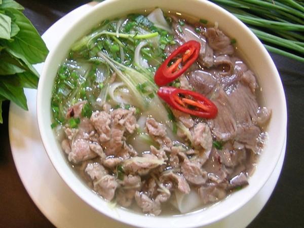 Phở Lân Béo là một trong những quán phở ngon nhất tại Đà Nẵng