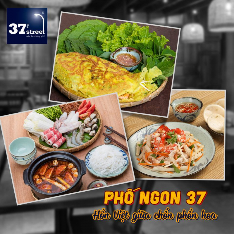 Phố Ngon 37 – Lotte Center