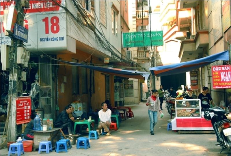 Phố Nguyễn Trung Ngạn