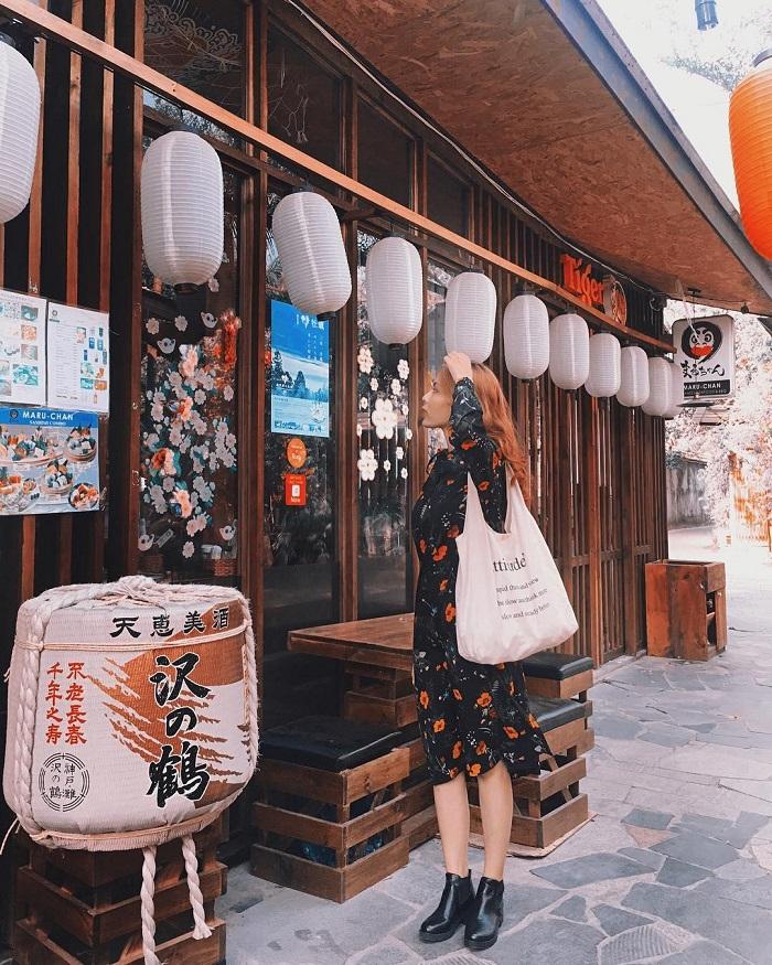 Phố Nhật Bản Oishi town