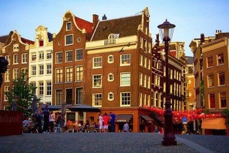 Phố Nine, Amsterdam, Hà Lan