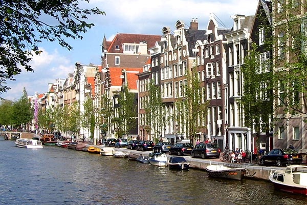 Phố Nine - Amsterdam - Hà Lan