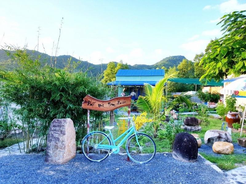 Phố Núi Tam Phước Homestay