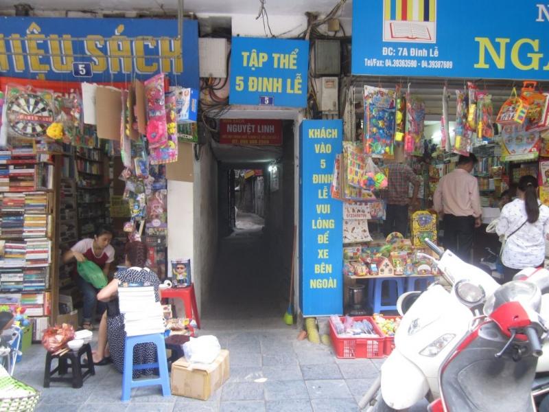 Số 5 Đinh Lễ - Một địa chỉ cho các bạn yêu sách