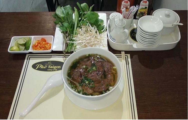 Phở SaiGon - Hương Vị Việt - Nguyễn Gia Trí