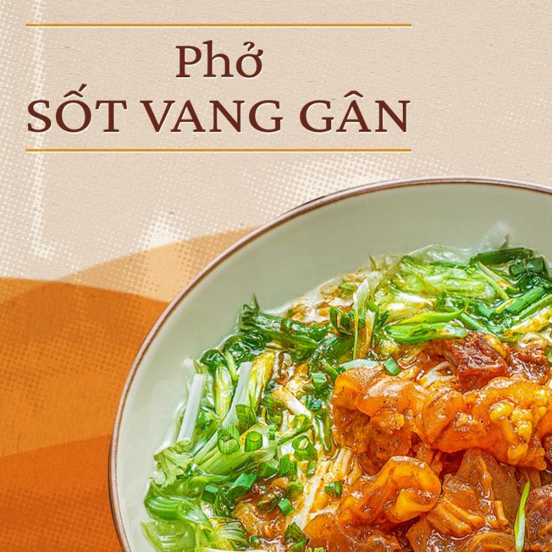 Phở Thìn by SOL - Phở tái lăn Hà Nội chính gốc