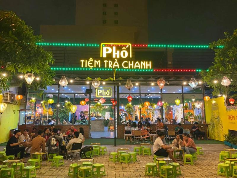 PHỐ - Tiệm Trà Chanh Đà Nẵng