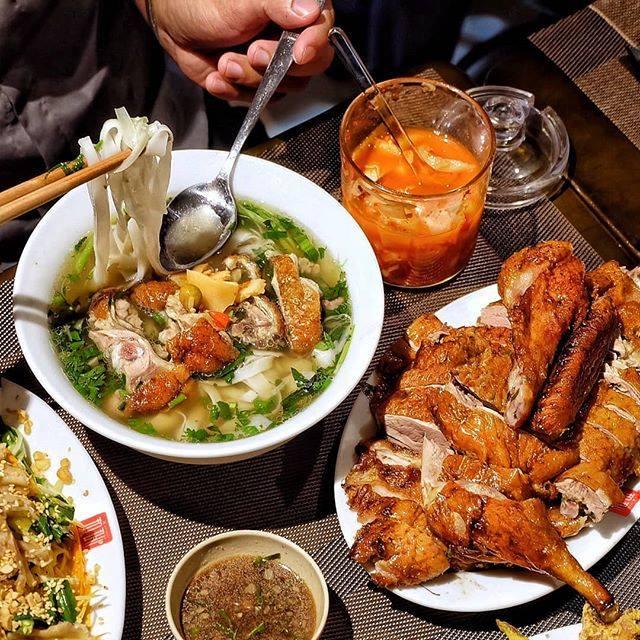 Top 9 Quán vịt ngon nhất Sài Gòn