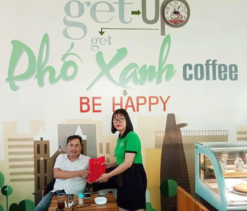 Phố Xanh Garden Coffee