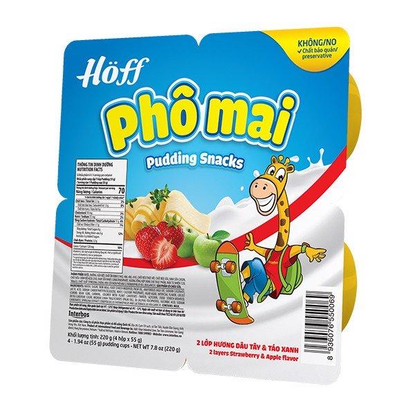 Phomat Hoff vừa an toàn lại đảm bảo dinh dưỡng phù hợp cho sự phát triển toàn diện của trẻ nhỏ.