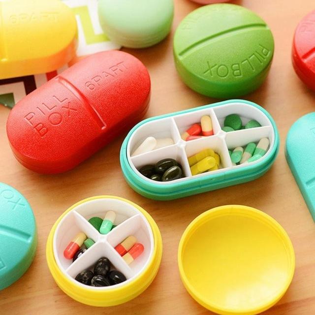 Để những loại thuốc cần thiết trong túi nhỏ để dễ dàng cầm theo