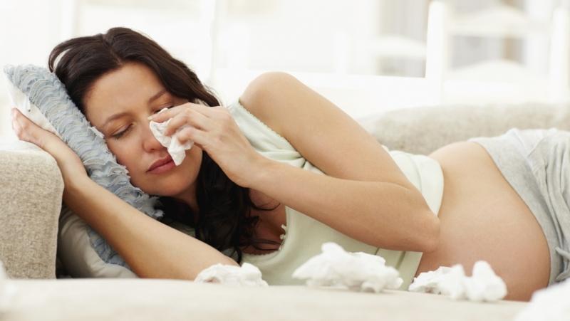 Mẹ bầu ăn chanh leo sẽ giảm hen suyễn hoặc viêm họng