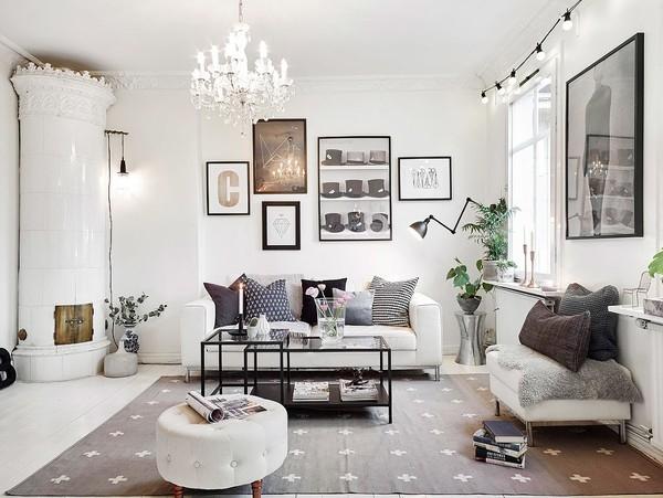 Thiết kế chung cư theo phong cách Mỹ là bạn đang hướng đến sự đa dạng và biến hóa