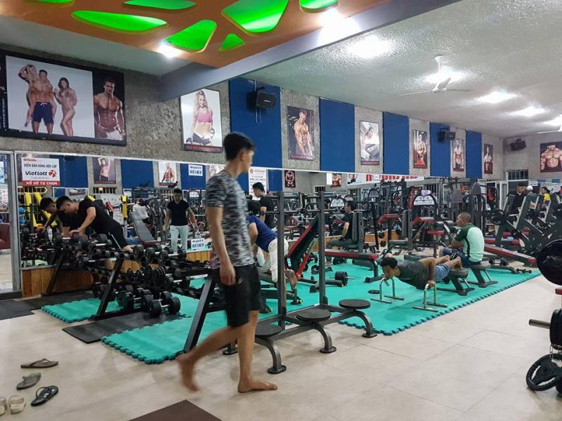 Phòng Gym An Thuyên