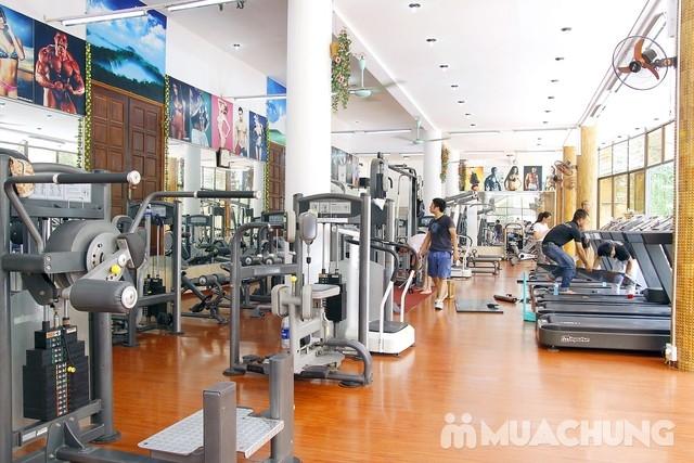 Phòng gym giá rẻ chất lượng cao