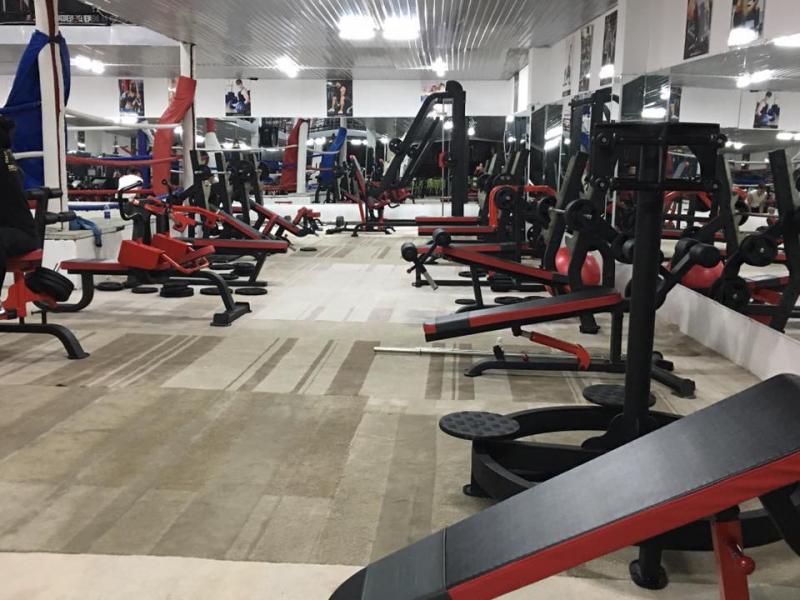 Phòng Gym Tài Nguyên Đà Lạt
