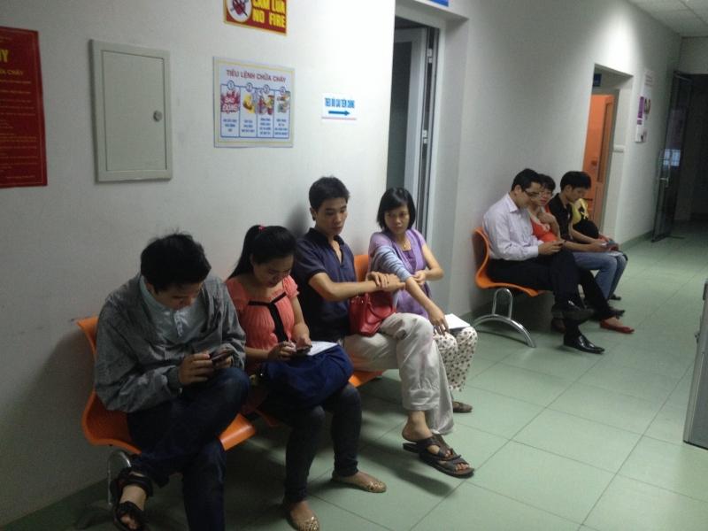 Phòng khám của bác sĩ Vũ Hải