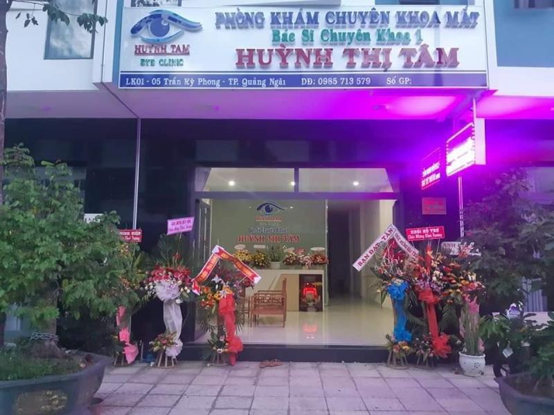 Phòng Khám Bác Sĩ Huỳnh Tâm