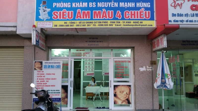 Phòng Khám BS.Nguyễn Mạnh Hùng