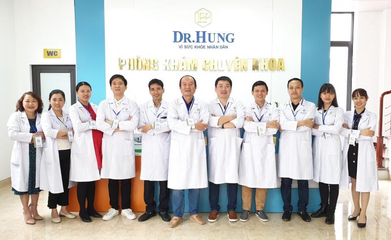 Phòng khám Chuyên Khoa Bác sĩ Phương Hùng