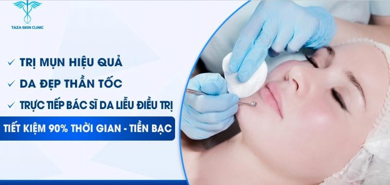 Phòng khám chuyên khoa da liễu Taza Skin Clinic Chi Nhánh Thủ Đức