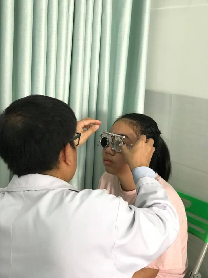 Phòng khám chuyên khoa mắt và mắt kính Thanh Liệt