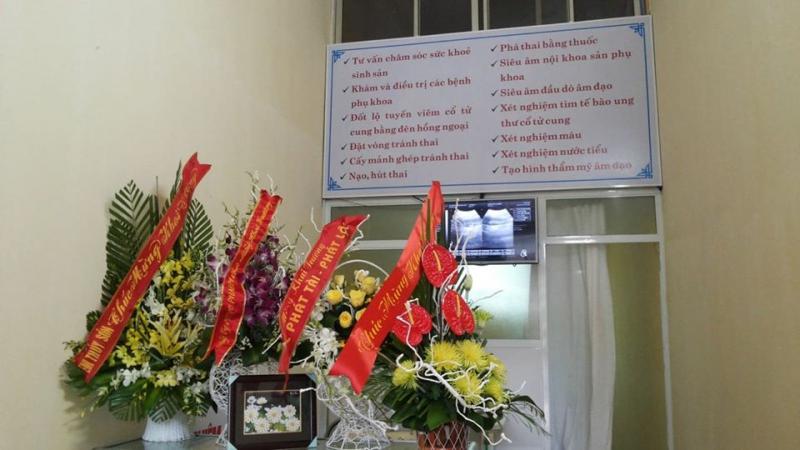 Phòng khám Chuyên Khoa Phụ Sản ( BS Hoan)