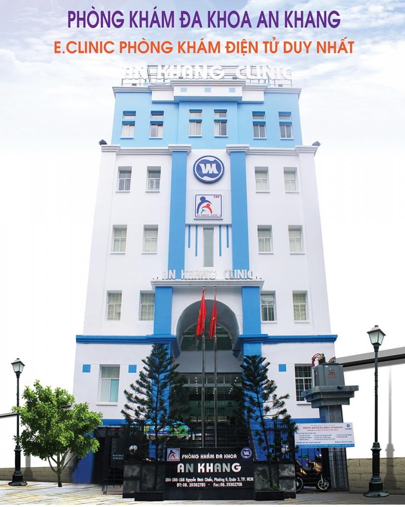 Phòng khám đa khoa An Khang